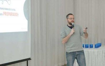 Franquia Guia-se tem debate sobre transformação digital durante Convenção