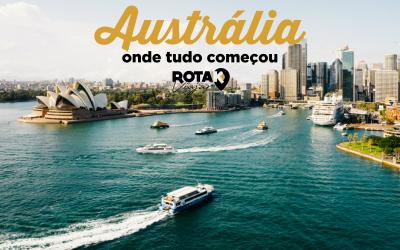 Austrália, onde tudo começou