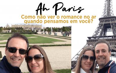 Ah Paris, como não ver o romance no ar quando pensamos em você?