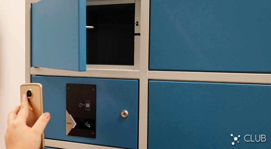 Smart Lockers – uma ajuda na entrega do e-commerce