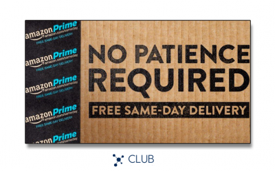 Same-day delivery X sustentabilidade