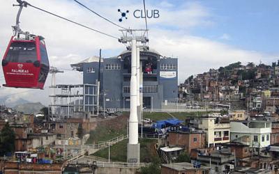 Como fica a logística nas favelas?