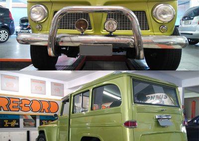 Alinhamento de Carro Antigo -V24