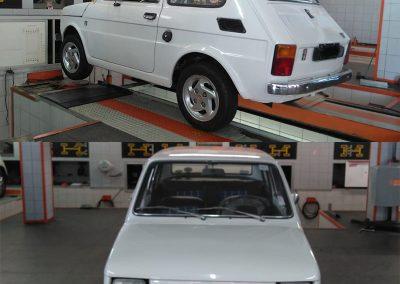 Alinhamento de Carro Antigo -V28