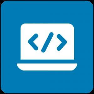Ícone de códigos