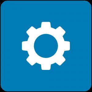 Ícone de engrenagem
