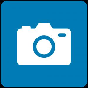 Ícone de máquina fotográfica