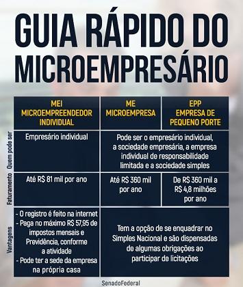 Guia Rápido do Microempresário