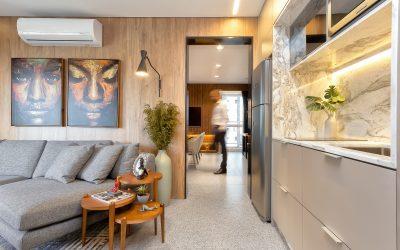 Dicas para otimizar espaços em apartamentos pequenos
