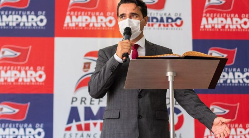 prefeito de Amparo