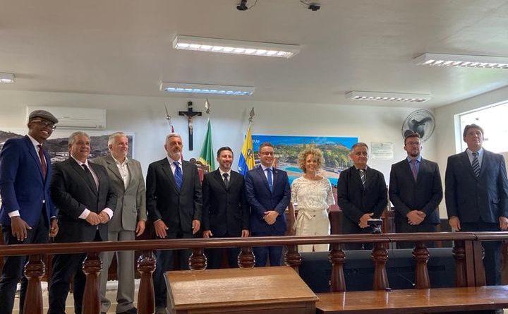 Eduardo Zucato presidirá Câmara de Águas de Lindoia
