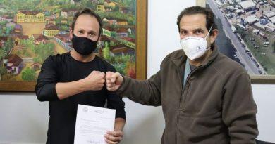 Elmir e Edson Rodrigo querem base do SAMU em Serra Negra