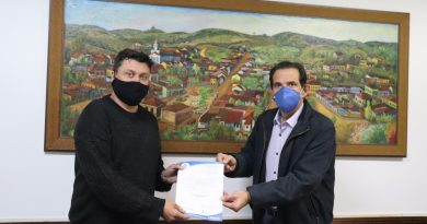 Luciano Lopes também apoia SAMU regional em Serra Negra