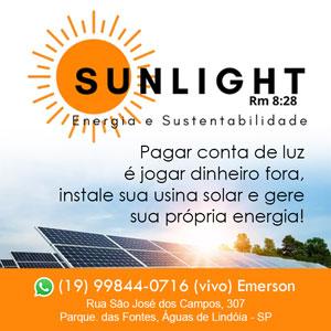 Sunligth Energia e Sutentabilidade