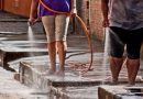 Igual Águas de Lindoia, Amparo também punirá desperdício de água