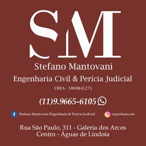 Stefano Mantovani - Engenharia Civil e Perícia Judicail