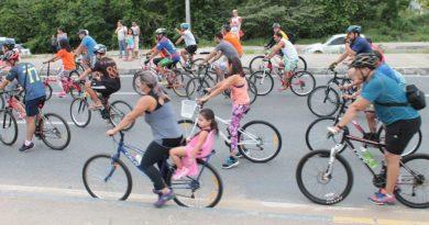 Dia das Crianças é comemorado com Passeio Ciclístico em Lindoia