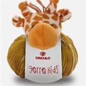 Fio Gorro Kids Girafa - 100 grs - Circulo