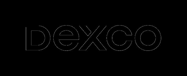 """Logotipo da empresa Duratex. O nome """"Duratex"""" está escrito na cor cinza. Do lado esquerdo, há uma forma abstrata azul."""