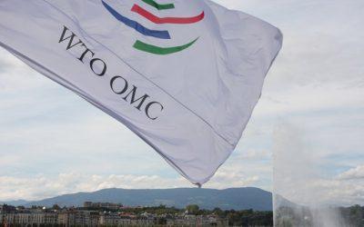 Acordo na OMC amplia prazo para empresa brasileira recolher tributos