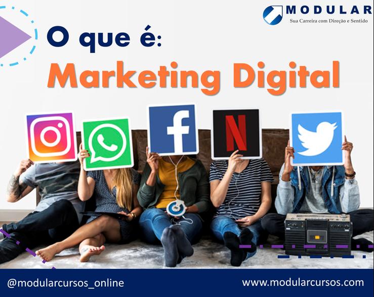 O que é Marketing Digital? Saiba a verdade por trás dos anúncios.