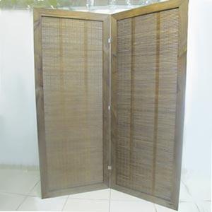 Biombo de madeira