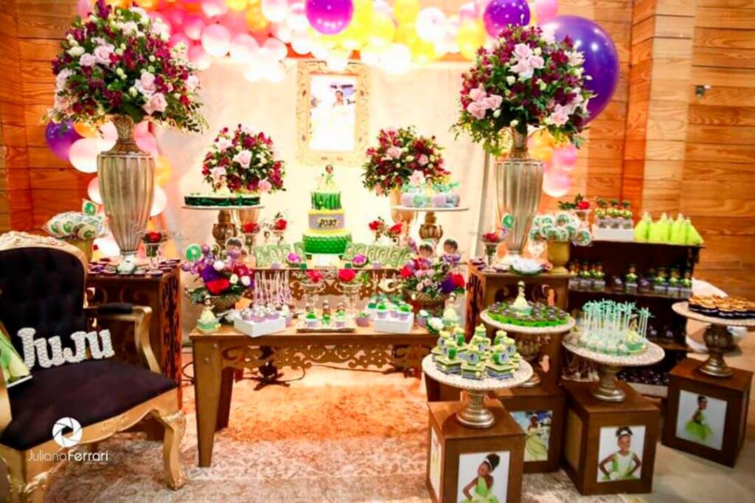 Decoração festa de aniversário infantil - Festejare Decorações e Flores