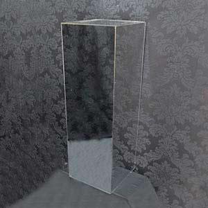 Coluna Espelhada para corredor -locação de peças decorativas
