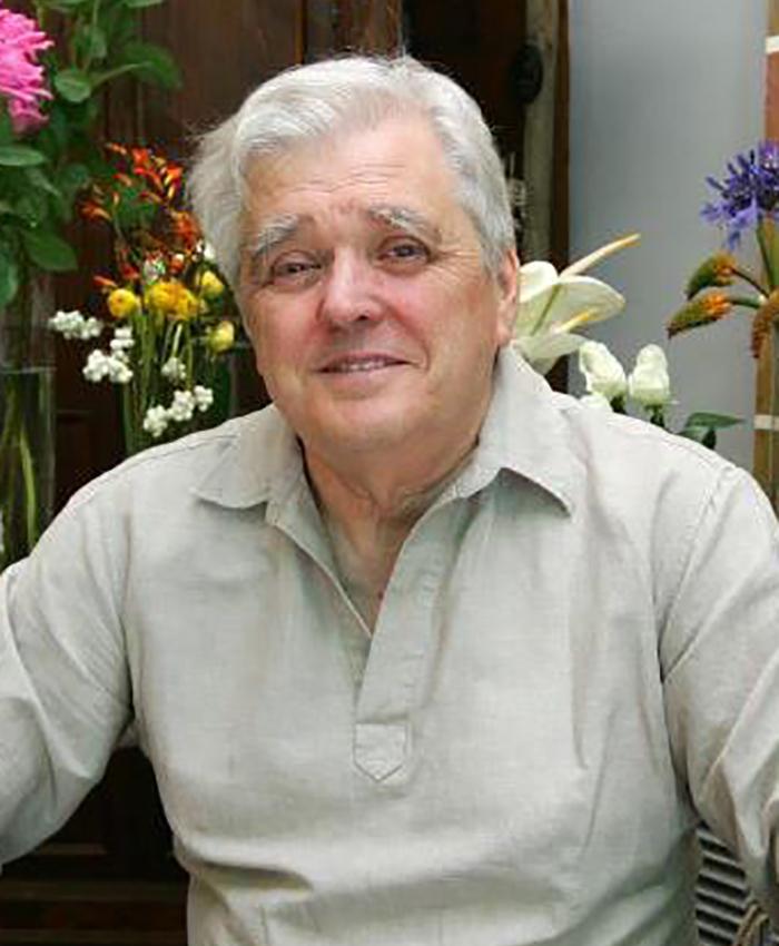 Giordano Simonelli - Floral Designer, Professor e Presidente da FlorCert Itália