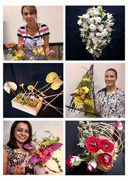 Técnicas e habilidades em arte floral - ETAF