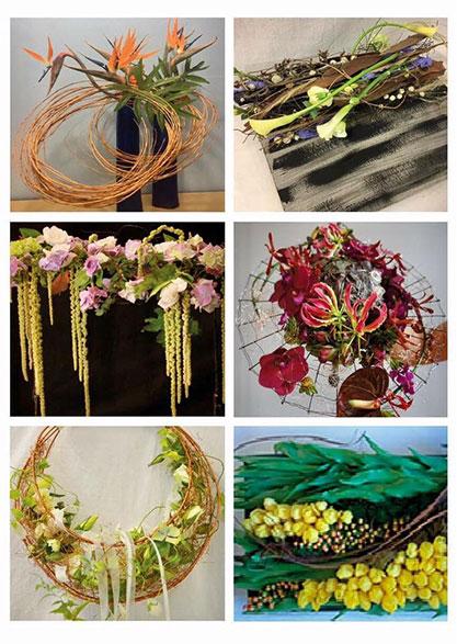 Arte Floral - Desenho arte e vanguarda - ETAF