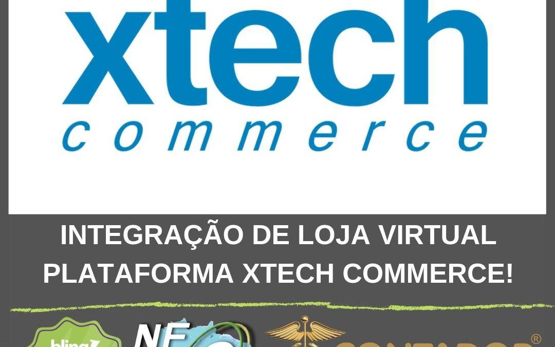 Integração Bling XTech Commerce