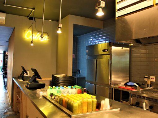 Restaurante 500m² – Itaim Bibi