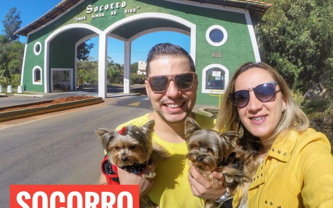 Viagem Petfriendly: Socorro/SP