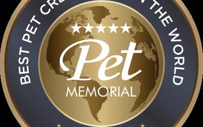 Pet Memorial é eleito o melhor crematório de animais do mundo