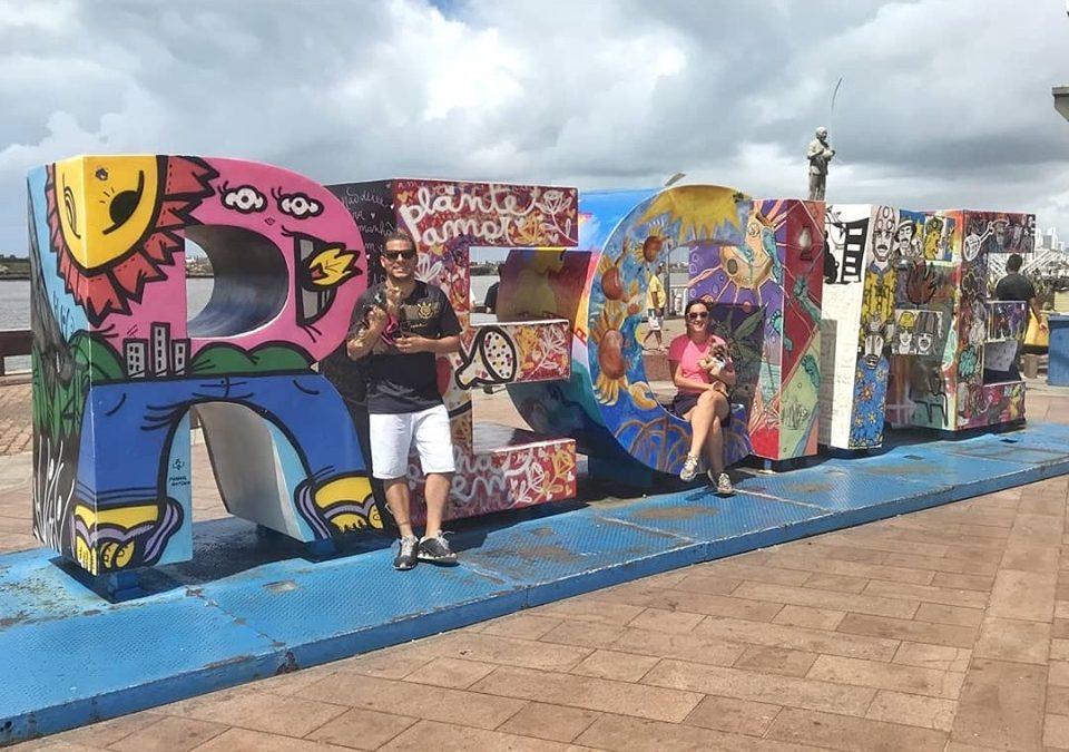 Viagem Petfriendly: Recife e Olinda/PE