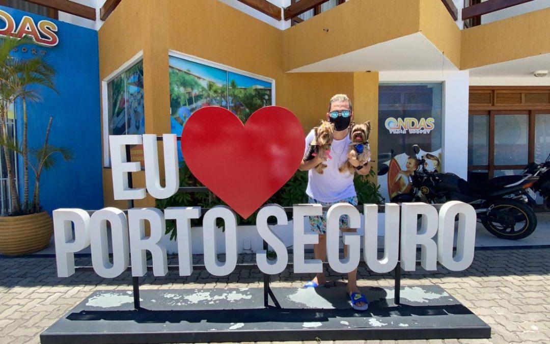 Viagem Petfriendly: Porto Seguro/BA