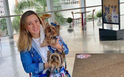 Brisamar Shopping torna-se pet friendly e cria praça de alimentação especial para tutores e pets