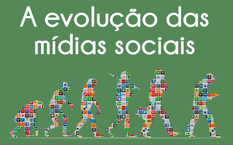 Mídias Sociais a Evolução ao Longo do Tempo