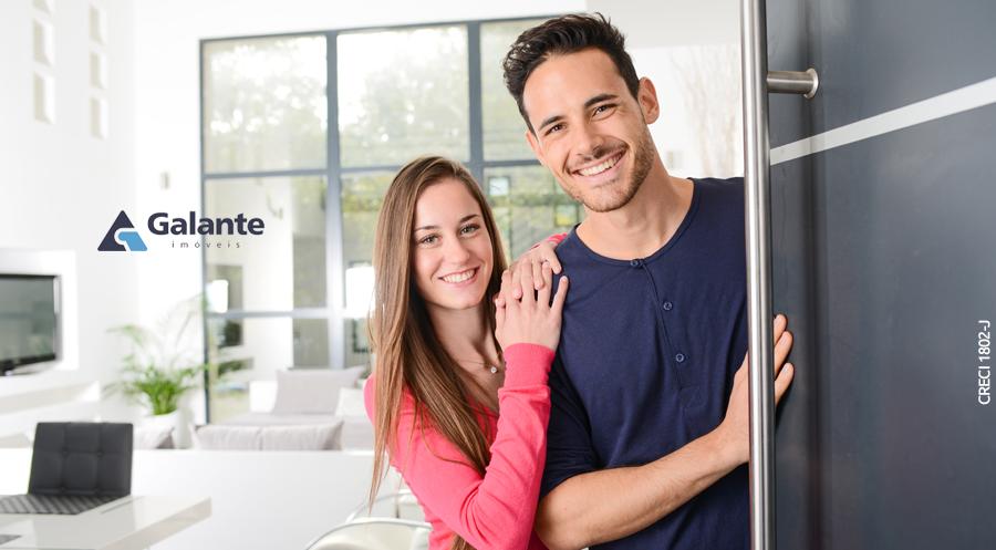 4 passos para você comprar o seu primeiro apartamento