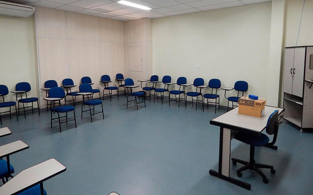 SD Trans sala de treinamento São Paulo