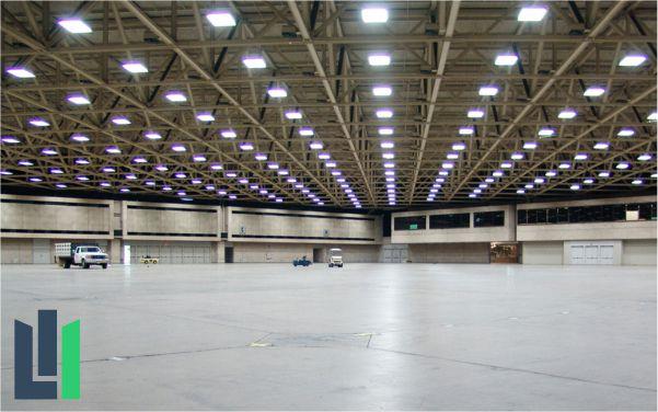Iluminação Industrial com LED