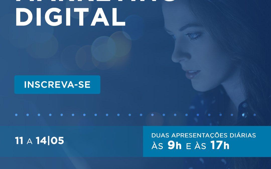 Semana do Marketing Digital 2020 de 11 a 15 de maio