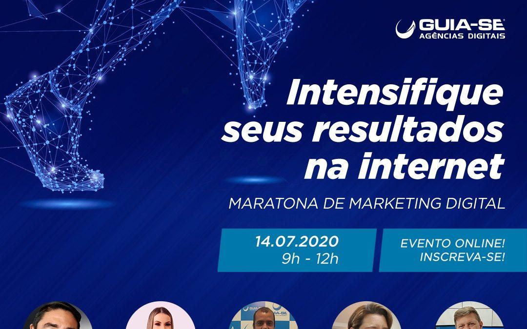 Maratona de Marketing Digital 2020 Intensifique seus resultados na internet