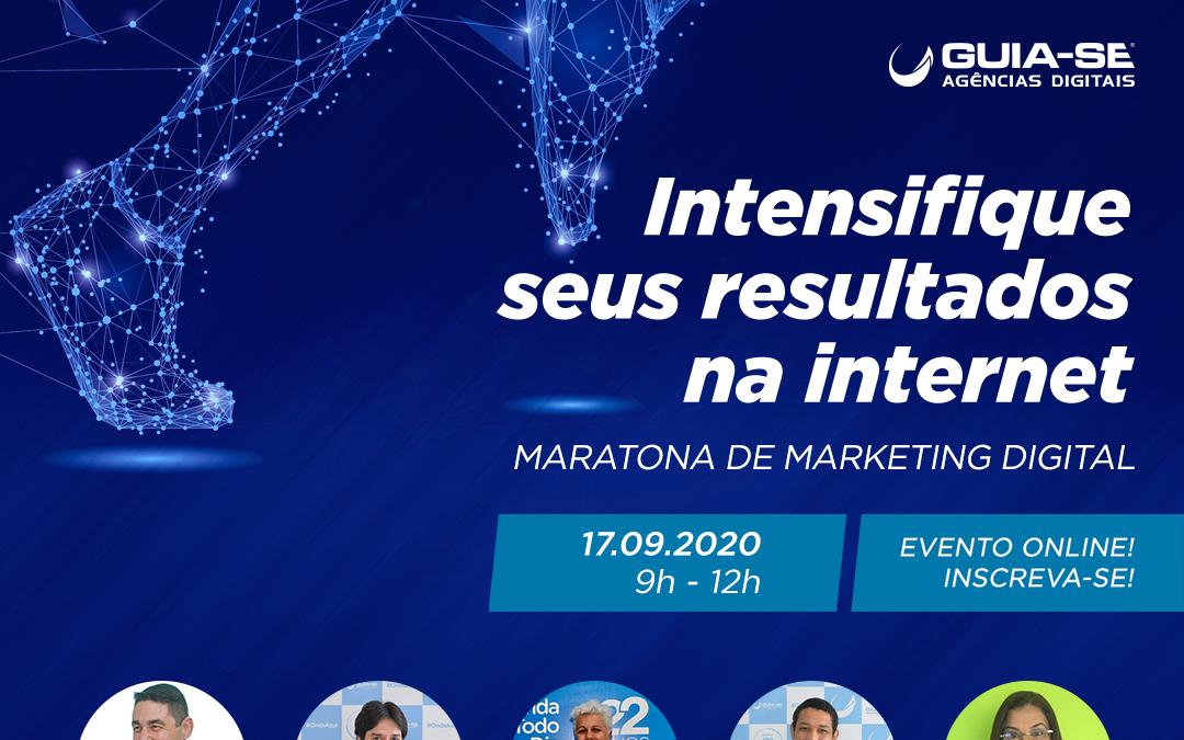 Maratona de Marketing Digital Setembo de 2020