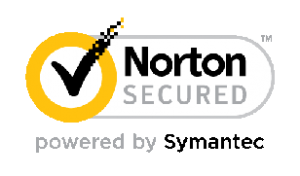 Selo Norton Secured da Symantec