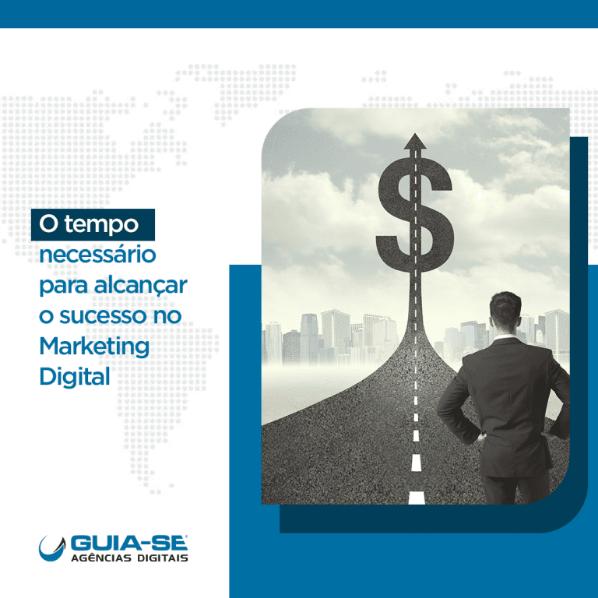 O Tempo Necessário para Alcançar o Sucesso no Marketing Digital