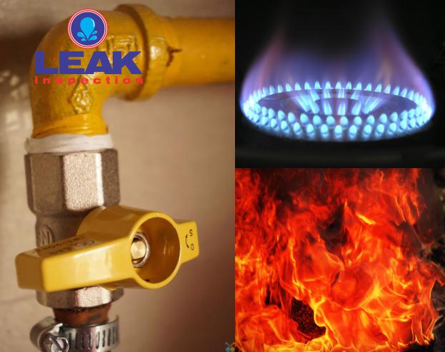Entenda os riscos que oferece um vazamento de gás